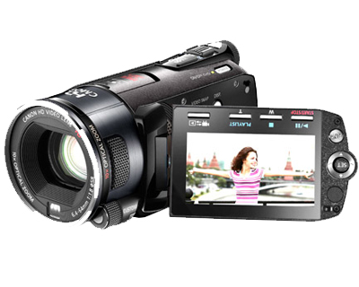Canon LEGRIA HF S100 - Câmara video High Definition