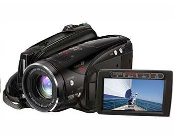 Canon LEGRIA HV40 - Câmara video High Definition [3687B007AA]