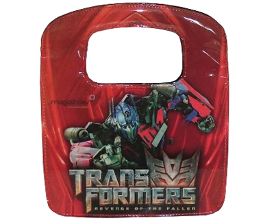 Capa Magalhães Transformers [Optimus]