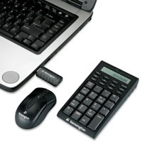 Kensington Keypad Calculator Mouse Set