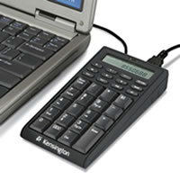 Kensington Notebook Keypad Calculator With USB