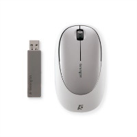 Kensington Ci75m Wireless Notebook Mouse (Branco/Cinza)