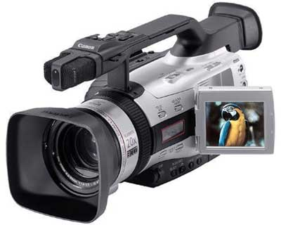 Canon XM2 - Câmara video Mini DV [7921A014AA]
