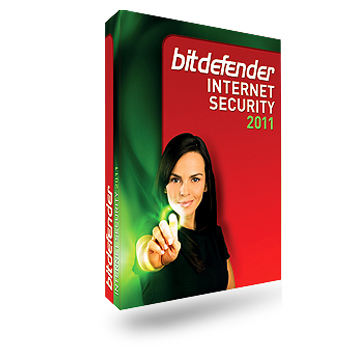 BitDefender Internet Security 2011 - 1 Anos 1 Pc´s