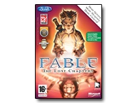 Fable The Lost Chapters - Pacote completo 1 utilizador PC
