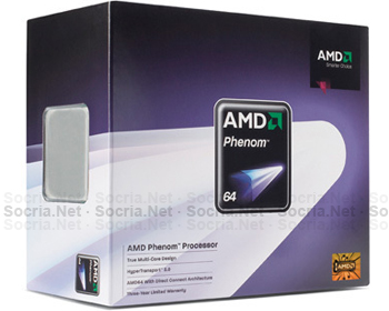 CPU AM2+ AMD Phenom X4 Quad-Core 9550