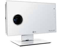 LG Projector DLP VERTICAL AN110W WHITE