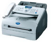 BROTHER FAX LASER MONO C/ TEL 2825