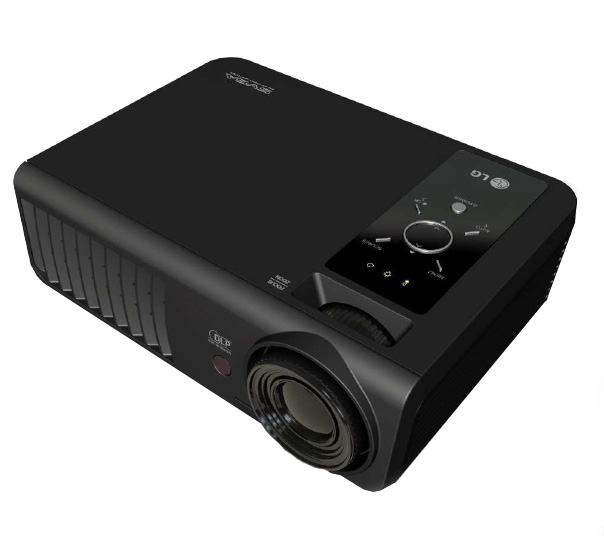 LG Projector DLP  XGA - HD READY 2500AL - BX254