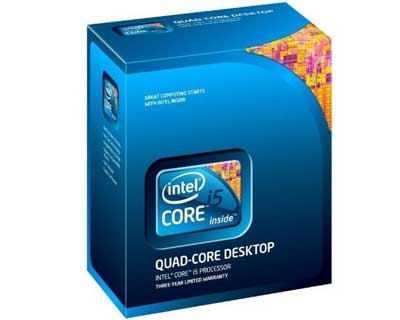 Intel® Core I5 750 - 2.66GHZ [Skt 1156 - 8MB]