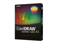 CorelDraw Graphics Suite X5 Portugues Retail - CDGSX5ESBPHBB