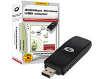 WIRELESS C300RU 300MBPS 11N USB