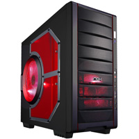 MIDTOWER Nox COOLBAY DEVIL EDITION