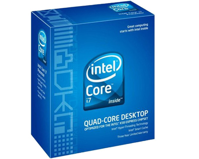 Intel® Core I7 950 - 3.06GHZ [Skt 1366 - 8MB]