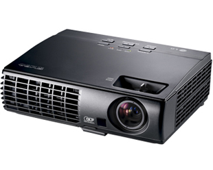 LG Projector DS325B - DLP HD READY 2500 Ansi Lumens