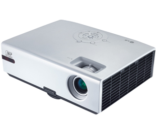 LG Projector DS420  - DLP, HD READY 2000 Ansi Lumens