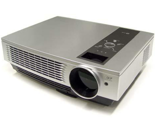 LG Projector DX535 - DLP HD READY 3500 Ansi Lumens