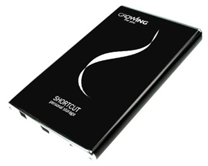 "Growing 2.5"" 250Gb USb 2.0 - Black"