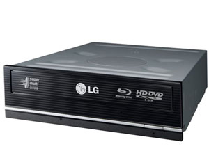 LG SUPER MULTI BLUE BLU-RAY DISC™ - GGW-H20L
