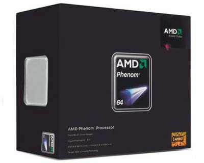 CPU AM2+ AMD Phenom X4 Quad-Core 9950 Black Edition