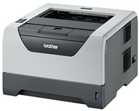 Brother HL-5340D -  Impr. Laser mono: 30 ppm, 1200x1200 16MB