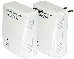 Powerline - Home Plug 85 Mbps [2 adaptadores]