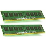 Memória DDR3 2GB 1333Mhz CL9 - Kingston (2 x 1GB)