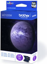 Tinteiro Brother LC1220M (Magenta)