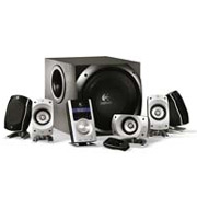 LOGITECH SPEAKERS Z-5500 SYSTEM 5.1