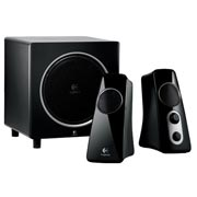LOGITECH SPEAKERS Z-523 40 RMS 2.1 BLACK-NOVO