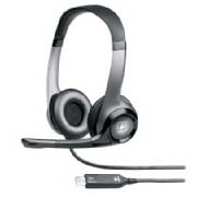 LOGITECH HEADSET CLEARCHAT PRO USB C/ MICRO