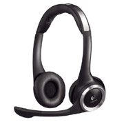 LOGITECH HEADSET CLEARCHAT PC WIRELESS C/MICR