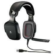 LOGITECH HEADSET G35 GAMING USB