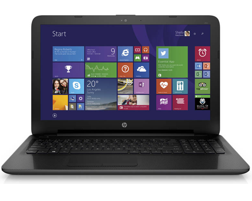 "HP 15.6"" 250 G4 INTEL CEL N3050 4GB 500GBW8.1 - M9S76EA"