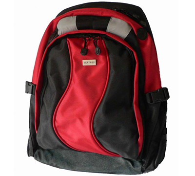 Mochila Vertago Reflection 840D PVC Red (NC-517)