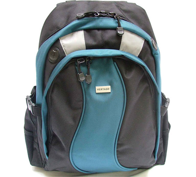 Mochila Vertago Reflection 840D PVC  Blue (NC-519)