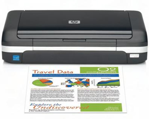 HP OfficeJet H470wbt - Portatil