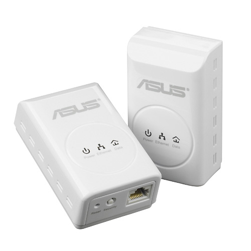 Asus Kit 2 adaptadores Powerline (200Mbps)
