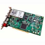 Placa TV Tunner LR307P Mini PCI p/ Mini PC