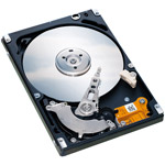 "Disco SATA 160GB 2.5"" 16MB Hitachi"