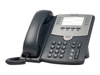 Cisco Small Business Pro SPA 501G - Telefone VoIP - 8 linhas