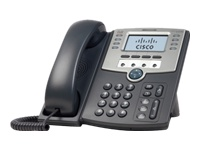 Cisco Small Business Pro SPA 509G - Telefone VoIP - 12 linhas