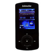 TAKE MS MP3/4 PLAYER BLADE 2GB BLACK