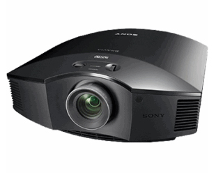 Sony Projector HW10 - Frontal FHD 3SXRD Contraste: 30.000:1