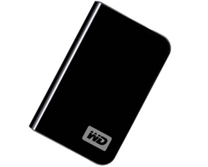"Western Digital HDD 250GB 2,5"" Preto PASSPORT Essential"