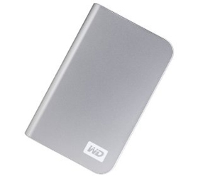 "Western Digital HDD 500GB 2,5"" Silver PASSPORT Essential"