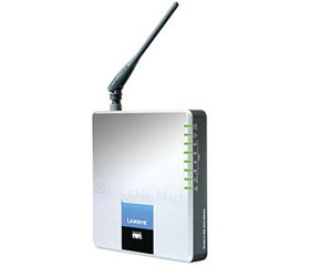 Router Wireless Linksys WRT54GC-EU