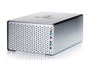 Iomega UltraMax Plus 1.0 TB (2HD x 500GB) FireWire e USB